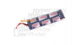 Batterie 3000 mAh 8.4V pour airsoft électrique - type large