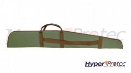 Housse 145 cm très longue spéciale grande taille cordura kaki