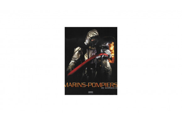 LIVRE MARIN-POMPIER DE MARSEILLE
