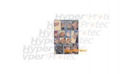 Overlay mains pour décorer Poster cible - 89 x 64 cm