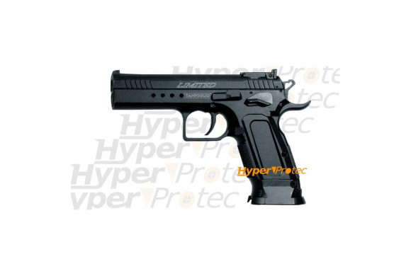 Tanfoglio Limited Edition - Airsoft CO2 Full métal Blowback