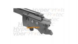 Grande mallette très rigide pour fusil et carabine - 119 cm