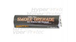 Fumigène à goupille - Fumée orange