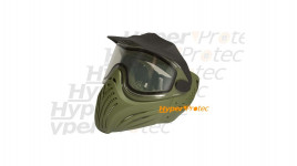 Masque de paintball Helix Empire vert double couche