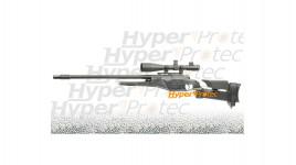 Sniper Blaser R93 LRS1 avec lunette de visée - King Arms spring