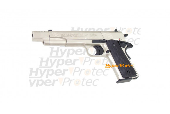 Revolver Razmok crosse combat noire - 2.5 pouces