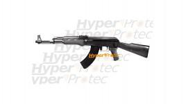 Machette Puma Tec résistant avec étui - manche caoutchouc 55 cm