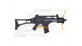 M15A4 LMT Defender RIS Full métal Réplique airsoft AEG - 394 fps