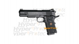 Pistolet Blackwater BW1911 R2 airsoft full métal Blowback co2
