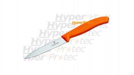 Couteau office Victorinox lame 10 cm Manche orange