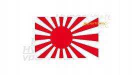 Drapeau Marine Militaire Japonaise 90 x 150 cm