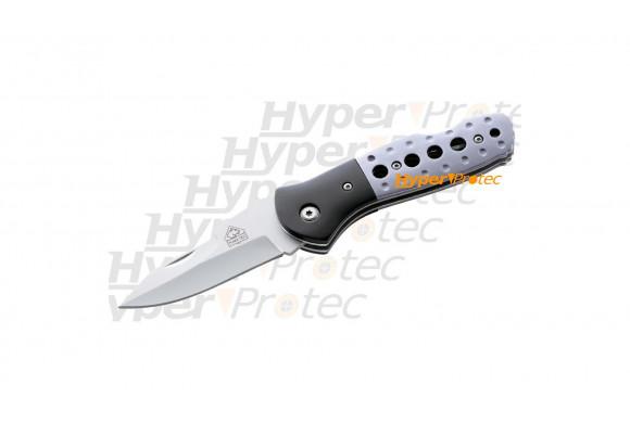 Couteau Puma Tec noire et grise