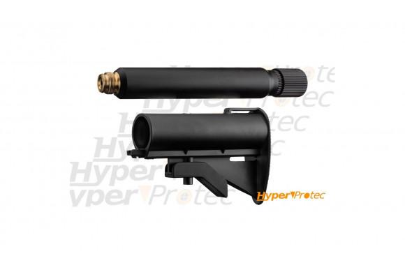 Kalashnikov AK47 réplique AEG full métal - 445 fps