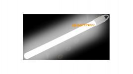 Bâton lumineux blanc 1x15 cm 8 heures