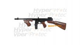 Pack été Colt M4 CQB-R King Arms AEG avec accessoires - 300 fps