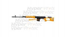 Dragunov SVD sniper AEG tout métal - 393 fps