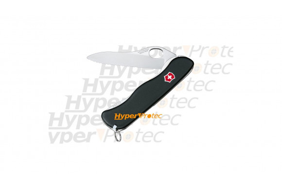 Couteau Suisse Victorinox - Sentinel Black