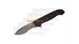Couteau CRKT M21 lame à dents