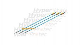 3 flèches chasse en aluminium pour arc 30 pouces - 76 cm