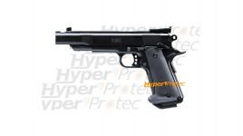 Beretta M92 FS Custom - pistolet airsoft spring noir