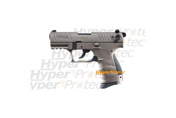 Réplique airsoft Beretta M93R II en métal GBB - KWA