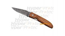 Couteau Fox Damas manche olivier