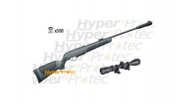 Carabine ambidextre Stoeger X5 avec lunette 4x32