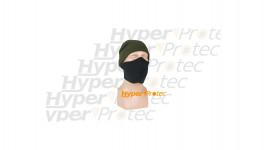 Bas de masque de protection néoprène noir Herman