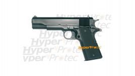 Browning 1911 noir - réplique pistolet airsoft spring