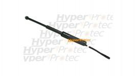 Matraque télescopique entraînement nylon courte 30 cm