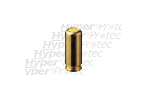 Cartouches gaz CS lacrymogène 9 mm pour pistolet
