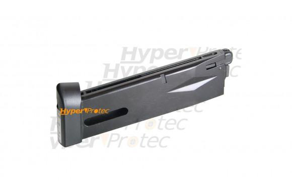 Cartouche cylindre air comprimé 46cm Walther 300 bar