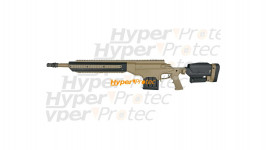 Sniper ASW 338 LM Ashbury full métal spring - 394 fps
