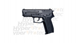 ruger p345 nickel crosse noire