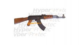Fusil (Kalashnikov) AK 47 de décoration collection