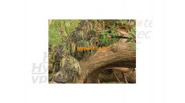 Tenue de camouflage ghillie woodland pour sniper - Taille XL XXL