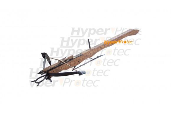 Protection avant-bras flexible Legend Archery bleu - Taille M