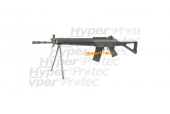 Walther PPQ M2 pistolet alarme 9 mm avec silencieux et mallette