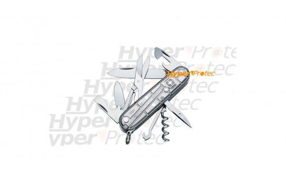 Couteau Suisse Victorinox - Climber SilverTech