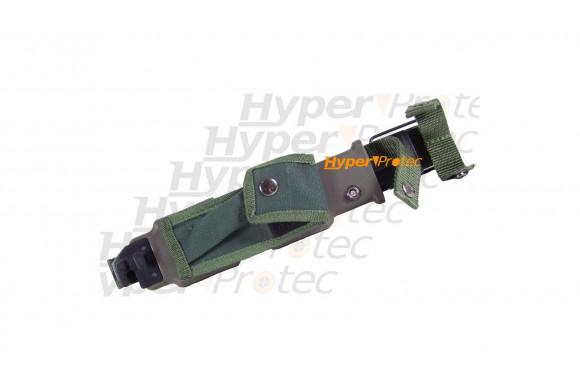 Carabine à plomb Crosman Fury NP (20 joules) avec lunette 4x32