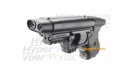 JPX Jet Protector Piexon noir pulvérisateur de produit irritant