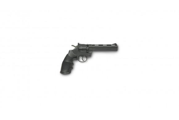 Colt Government 1911 A1 - Pistolet alarme nickel chrome mat