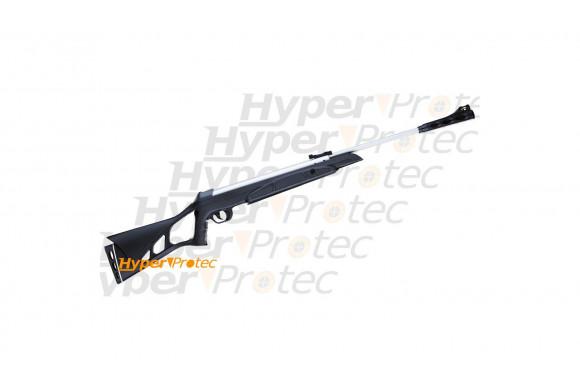 Silencieux M6 Spécial Force II couleur noire Longueur 195 mm