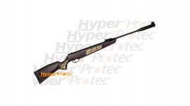 Norica Black Eagle Carabine crosse bois foncé 4.5 mm 30 joules