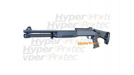 Fusil à pompe airsoft Tactical MS 3 billes à la fois - 350 fps