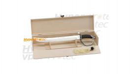 Sabre a champagne Fox avec boitier de decoration - lame 40 cm