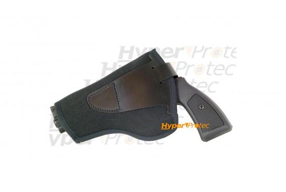 Mini taser électrique 3.000.000 Volts noir rechargeable