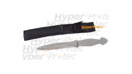 Couteau de lancer avec manche plein - 22.5 cm