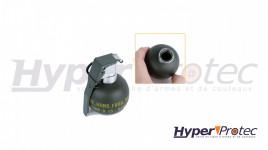Grenade M67 factice de décoration - 9 cm