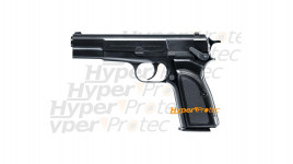 Browning Hi Power Mark III - réplique airsoft CO2 6 mm